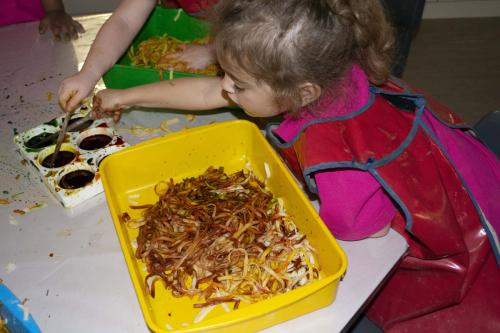Port-Augusta-West-Childhood-Services-Centre-Messy-Play-Sensory-Experiences-Fine-Motor-Experiment